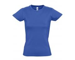 Футболка женская Imperial women 190 ярко-синяя
