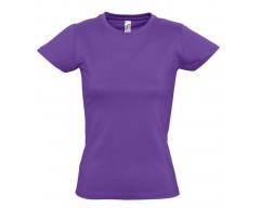 Футболка женская Imperial women 190 фиолетовая