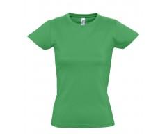 Футболка женская Imperial women 190 ярко-зеленая
