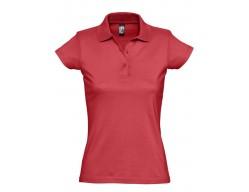Рубашка поло женская Prescott women 170 красная