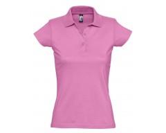 Рубашка поло женская Prescott women 170 розовая