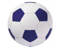 Мяч футбольный Street, бело-темно-синий