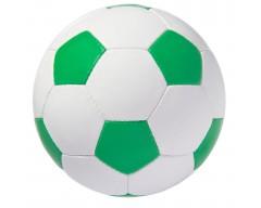Мяч футбольный Street, бело-зеленый