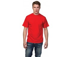 Футболка красная «T-Bolka 160»