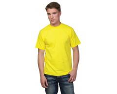 Футболка желтая «T-Bolka 160»