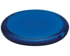 Зеркало круглое, синее