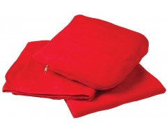 Плед TRAVEL, красный