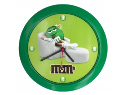 Часы настенные, зеленые