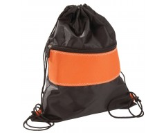 Рюкзак UNIT SPORT, оранжевый с черным