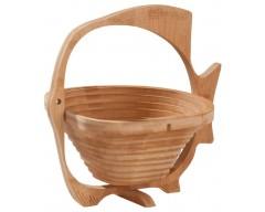 Фруктовница из бамбука «Рыба»
