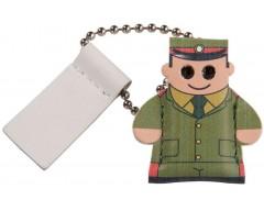 Флешка «Военный», на 4 Гб
