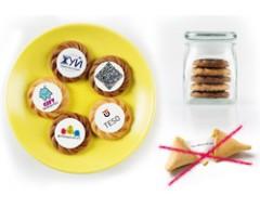 QR-печенье с предсказаниями