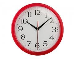 Часы настенные OASIS 2014 красные