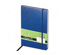 "Блокнот ""Megapolis"" Journal на резинке А6 200 страниц синий"