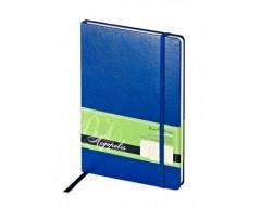 "Блокнот ""Megapolis"" Journal на резинке А5 200 страниц синий"