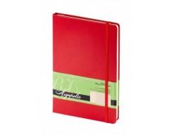"Блокнот ""Megapolis"" Journal на резинке А5 200 страниц красный"
