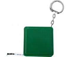 Брелок-рулетка Metr, зеленый