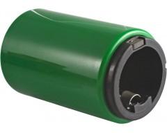 Открывашка для бутылок «Фанат», зеленая