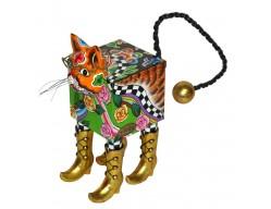 Шкатулка «Кот Гарри»