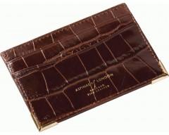 Футляр для кредитных карт «Beverige», коричневый