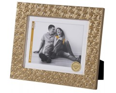 Рамка для фотографий «Gold», золотистая